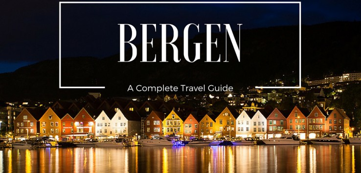 Bergen Complete Travel guide by The Talking Trails