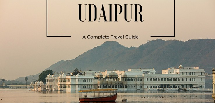 Udaipur, Rajasthan by thetalkingtrails