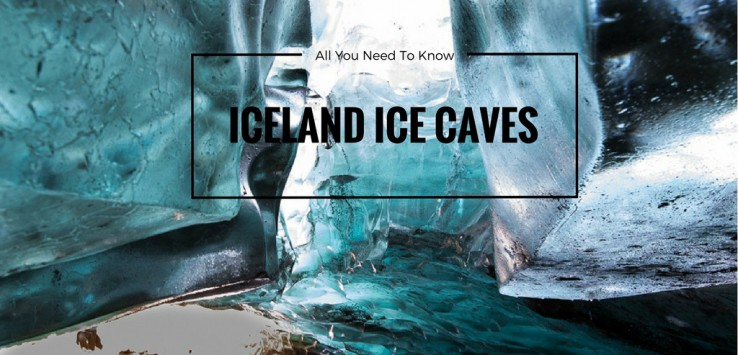 Iceland Ice Cave By TheTalkingTrails