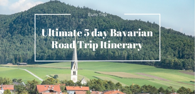 Bavarian Road Trip by TheTalkingTrails