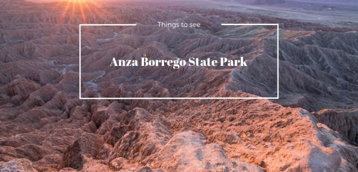 Anza Borrego State Park by TheTalkingTrails
