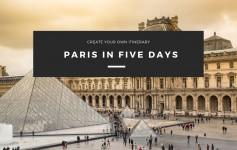 Paris by TheTalkingTrails